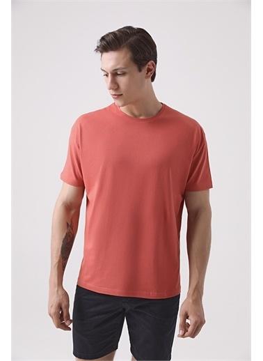 D'S Damat Oversize T-Shirt Kiremit